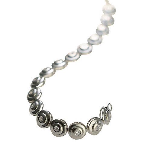 Belleek Living - Silver +Belleek Designer+ Celeste Bracelet