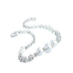 Belleek Living - Sterling silver vintage pearl bracelet