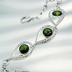 Belleek Living - Peridot Bracelet