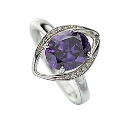 Belleek Living - Perriwinkle Ring (Large)