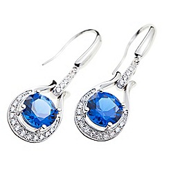 Belleek Living - Topaz Blue Earrings