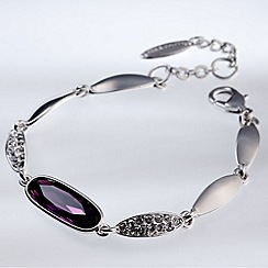 Belleek Living - Amethyst' Bracelet