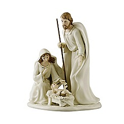 Belleek Living - Nativity family large figurine