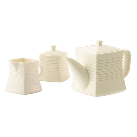 Belleek Living - Ivory +Solace+ Beverage Set