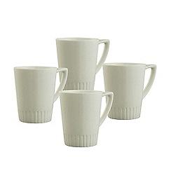 Belleek Living - Atlantic Set of 4 Mugs