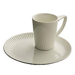 Belleek Living - Atlantic Mug & Tray Set