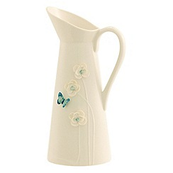 Belleek Living - Butterfly Meadow Pitcher