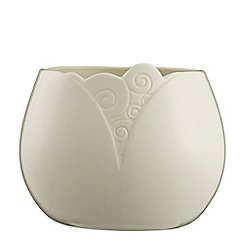 Belleek Living - Swirl Pot