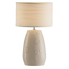 Belleek Living - Sunflower lamp & shade