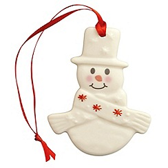 Belleek Living - Belleek Living Christmas Snowman