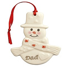 Belleek Living - Belleek Living Snowman for Dad