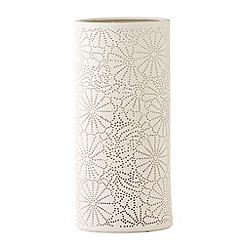 Belleek Living - White Daisies Luminaire