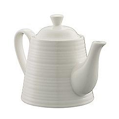 Belleek Living - Ripple tea for one