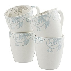 Belleek Living - Novello Set of four mugs