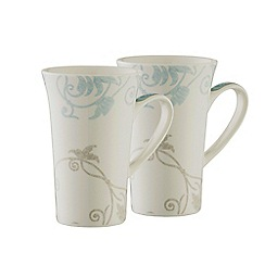 Belleek Living - Novello Latte Mug Pair