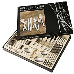 Belleek Living - Occasions 44pce cutlery set