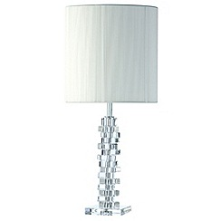 Galway Living - Crystal 'Clio' Lamp