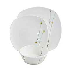 Aynsley China - White Daisychain 12 piece box set