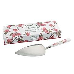 Aynsley China - English rose cake slice