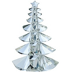 Galway Living - Crystal 'Ice' Large Christmas Tree 13 inch