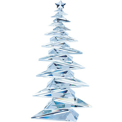 Galway Living - Crystal +Ice+ Medium Christmas Tree 12Inch