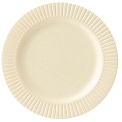 Belleek Living - Ivory 'Lines' Side Plate