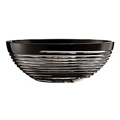 Galway Crystal - Galway Crystal Noir Solace 11' bowl