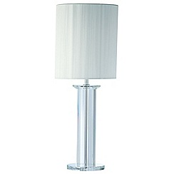 Galway Living - Crystal 'Ritz' Large Lamp