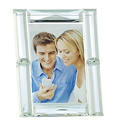Galway Living - Crystal 'Ritz' 6X4 Photo Frame