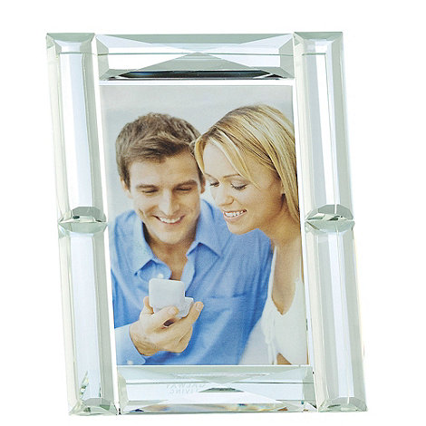 Galway Living - Crystal +Ritz+ 6X4 Photo Frame