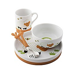 Aynsley China - Sheep 5 Piece Nursery Set