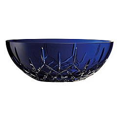 Galway Crystal - Galway Crystal Sapphire Longford 11' bowl