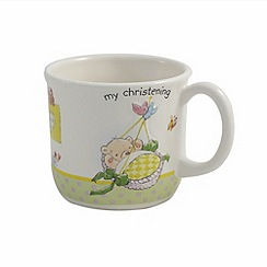 Aynsley China - My Christening Mug