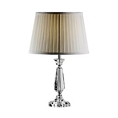 Galway Crystal - Venice table lamp