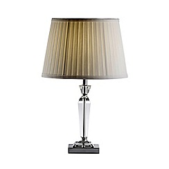 Galway Crystal - Vienna table lamp