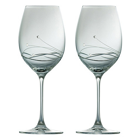 Galway Living - Chic pair of wine goblets