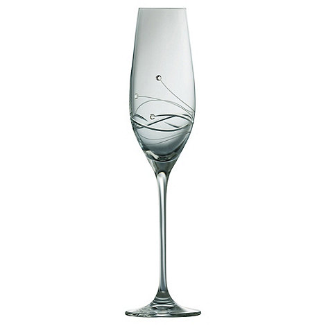 Galway Living - Chic pair of champagne flutes