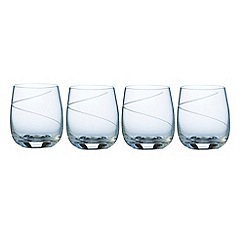 Galway Living - Pure set of four tumblers