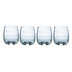 Galway Living - Spiral set of four tumblers