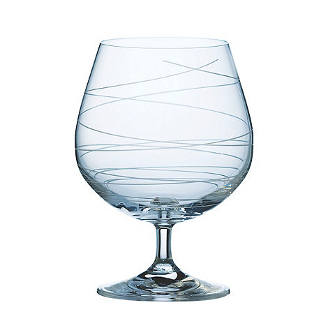 Galway Living - Spiral set of four brandy glasses