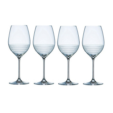 Galway Living - Solace set of four wine goblets