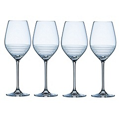Galway Living - Solace set of four wine glasses