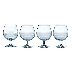 Galway Living - Solace set of four brandy glasses