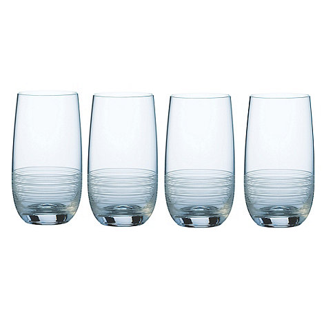 Galway Living - Solace set of four hiball glasses