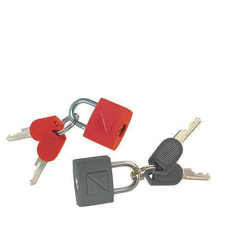 Travel Blue - Identi Key +Travel Padlock+