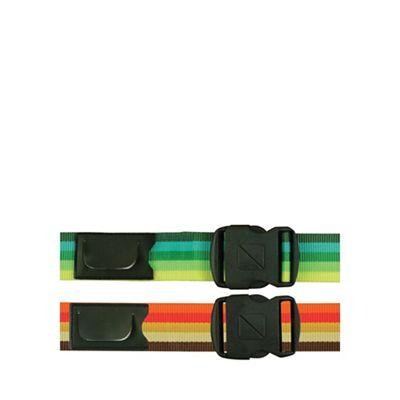 Travel Blue Luggage strap - . -