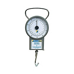 Travel Blue - Travel Scale'