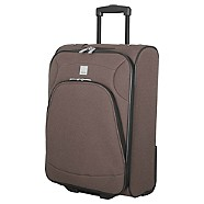 tripp luggage Mink vacation carry on suitcase