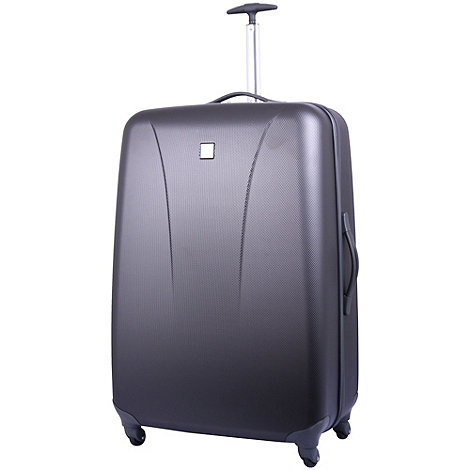 Tripp Lite 4-Wheel Large Suitcase in Graphite- at ...