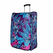 Express Hawaiian 2-Wheel Large Suitcase Grape/Turq